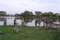 Výlet na Dvorský rybník