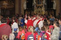 Ministrantský den v Olomouci