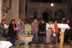 Bohoslužba rozesíláni