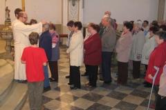 Pomazání nemocných - 2009