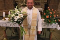 Deset let kněžské služby