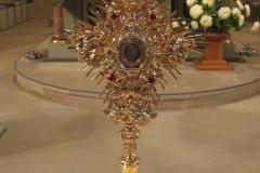 Zrenovovaný relikviář