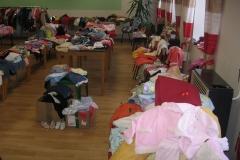 Burza dětského oblečení