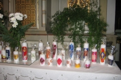 Svíčky z Vranova u Brna