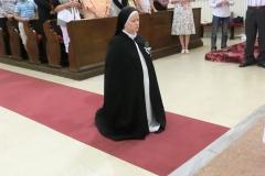 Věčné sliby sestry Marie