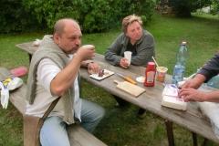 Táborák ke konci prázdnin (Nikolčice)