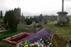 Pohřeb Mons. Josefa Stejskala