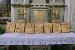 Dřevořezba - křížová cesta