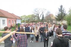 Křížová cesta obcemi