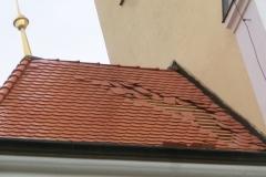 Škody po vichřici