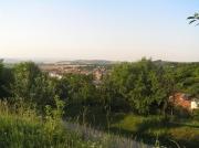 Pohled na obec od vodojemu