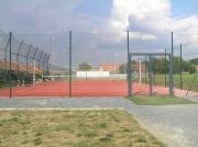 Sportovní areál - kurty